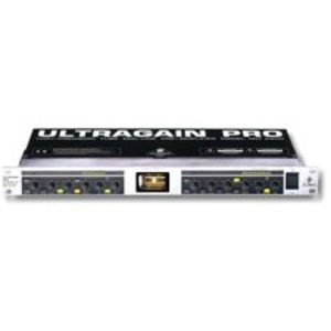 New Behringer 2 Channel Tube Microphone Preamplifier Line Driver Di Box Without Unwanted Noise