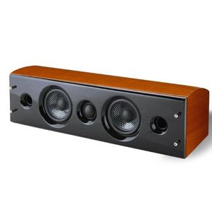 Pure Acoustics DREAMTOWERCC 120 Watt Center Speaker (Cherry)