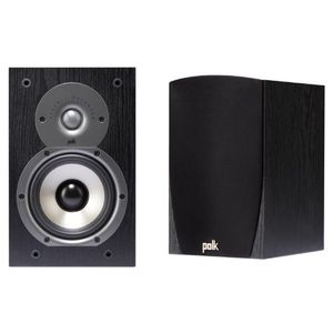 Polk Audio Monitor Compact Bookshelf Speakers - 35B
