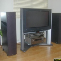 TV with PSB Image 6T speakers.