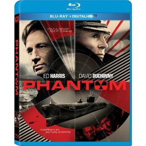 Phantom (Blu-ray + UltraViolet) (Widescreen)