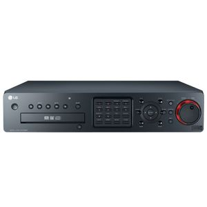 LG LE5008D-NH 8-Channel H.264 Hybrid D1 Real-Time Recording Security DVR (Black)