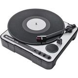 Numark PT-01USB Portable Turntable with USB Portable DJ Turntable