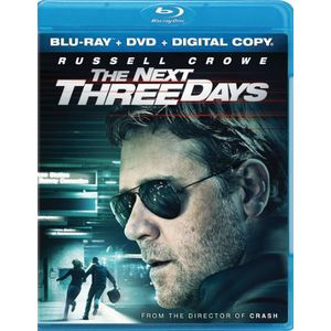 The Next Three Days (Two-Disc Blu-ray/DVD Combo + Digital Copy)