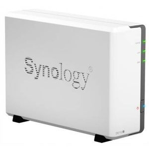 SYNOLOGY DS112J 1-bay NAS server for Home Users