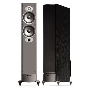 Polk Audio RTi8 High Output Floorstanding Loudspeaker (Single, Black)