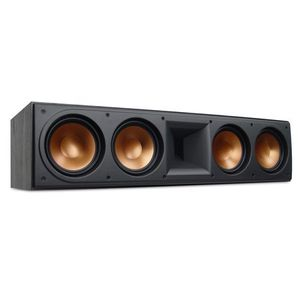 Klipsch RC-64 II Reference Series Center Channel Loudspeaker - Black (Each)