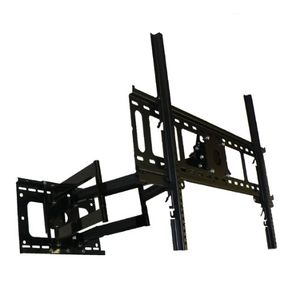 "Unibrak UNB 550 Dual Arm Articulating Cantilever LCD Plasma LED TV Wall Mount 37"" 42"" 50"" 58"" 65"" Extends 33"" Sony LG Panasonic Samsung Pioneer"