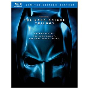 Batman Trilogy (Batman Begins / The Dark Knight / The Dark Knight Rises) [Blu-ray]