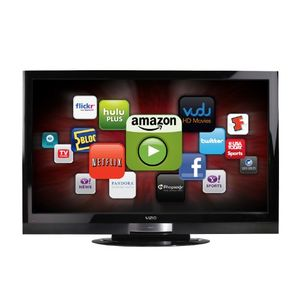 VIZIO XVT323SV 32-Inch Full HD 1080p LED LCD HDTV with VIA Internet Application, Black