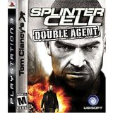 Splinter Cell: Double Agent Playstation3 Game UBISOFT