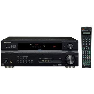 Pioneer VSX-816-K 7.1-channel XM-Ready A/V Receiver, Black