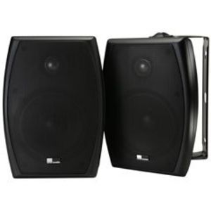"Pure Acoustics PX255 5-1/4"" Outdoor Speaker Pair Black"