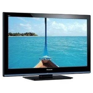 "Panasonic Viera 32"" LCD HDTV 720p HDMI HD TV TC-32LX44 x44 Black"