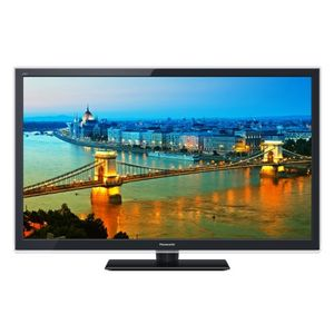 Panasonic VIERA TC-L55ET5 55-Inch 1080p 3D Full HD IPS LED-LCD TV with 4 Pairs of Polarized 3D Glasses