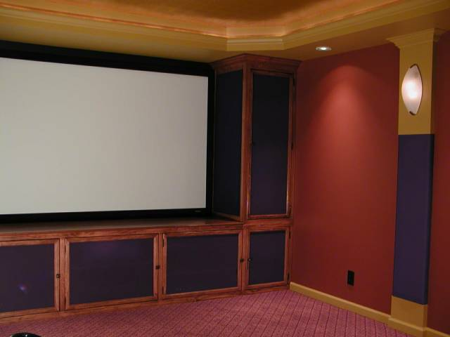 Show us your home theater color schemes avs forum Home theater colors