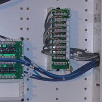 An example of panel job - ethernet/phone (CurtisWorks Inc)