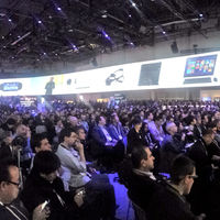 Sony's CES 2014 press conference was unbelievably huge. Can you spot Scott Wilkinson?