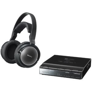 SONY Wireless Stereo Surround Headphone System MDR-DS7100 (Japan Import)