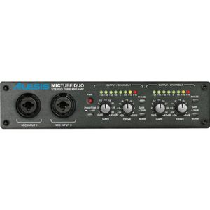 Alesis 2-Channel Tube Mic Preamplifier