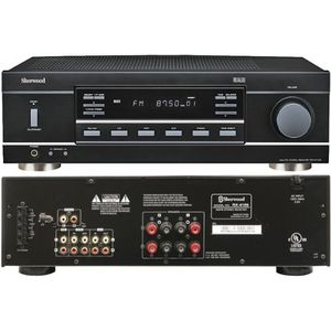 Sherwood Stereo Receiver with Phono Section