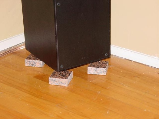 Floorstanding Speakers On Wood Floors Avs Forum Home