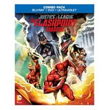Dcu: Justice League - The Flashpoint Paradox [Blu-ray]