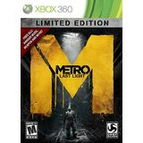 Metro: Last Light Limited Edition Xbox 360 Game Deep Silver