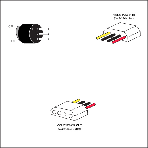 need help wiring a 3 prong rocker switch avs forum home ll