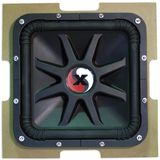 Brand New Kicker Solox 18&quot; S18x4 10,000 Watt (5,000w Rms) Dual 4 Ohm Subwoofer with Spair Technology and Advanced Cooling Features Including X-vent and Artic Cap