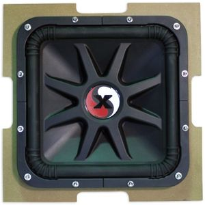 "Brand New Kicker Solox 18"" S18x4 10,000 Watt (5,000w Rms) Dual 4 Ohm Subwoofer with Spair Technology and Advanced Cooling Features Including X-vent and Artic Cap"