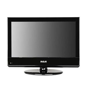 RCA 19LA30RQ 19-Inch 720p LCD TV - Black