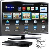 Samsung UN55EH6070 55-Inch 1080p 120Hz LED 3D HDTV with 3D Blu-ray Disc Player