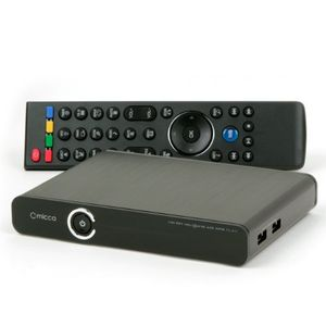 Micca EP600 G2 1080P Full-HD Digital Media Player with 3D Playback, 7.1 HD-Audio