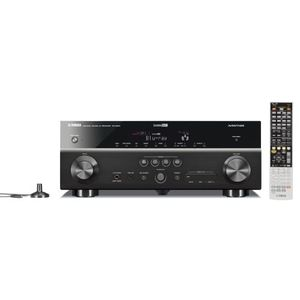 Yamaha RX-A800 7.1-Channel Audio/Video Receiver (Black)