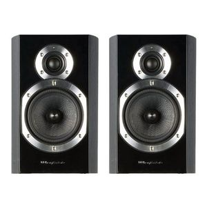 Wharfedale Diamond 10.1 Blackwood (Pr) Bookshelf Speakers