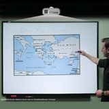 Elite Screens Universal Series Dry Erase Whiteboard and Projector Screen (4:3, 16:9 & 16:10) WB58VW, WB77VW, WB87XW, WB94HW