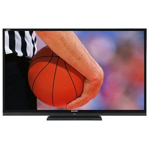 "Sharp Aquos 60"" LED 1080p 240Hz HDTV LC-60LE633U"