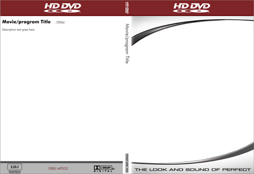 The official AVS Guide to HD DVD Authoring. - Page 5 - AVS Forum ...