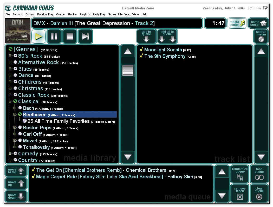 Video jukebox software freeware