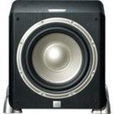 JBL L8400P-BK 12 inch 600-Watt Black Powered Subwoofer