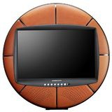 "28"" HANNspree Basketball LCD TV"