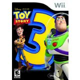 Toy Story 3 The Video Game Wii Game Disney