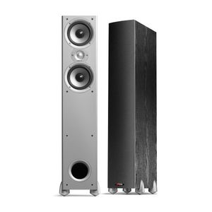 Polk Audio Monitor 50 AM5025-A 2-Way Floorstanding Speaker (Single, Black)