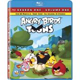 Angry Birds Toons - Volume 01 [Blu-ray]