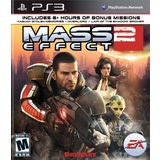 Mass Effect 2 Playstation3 Game EA