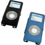 Targus Aluminum Case 2 pack for iPod Nano (AEB2401US) MP3 / iPOD Accessories