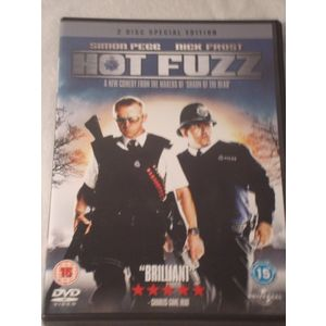 Hot Fuzz 2 Disc Special Edition (Region 2) DVD