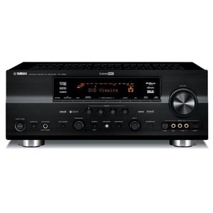 Yamaha RX-V863BL 735 Watt 7.1-Channel Home Theater Receiver