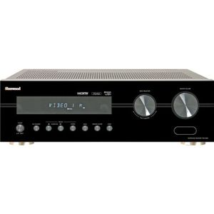 5.1-Channel High-Performance AV Receiver